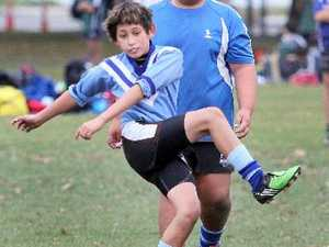 Year 7 and 8 schools rugby league tournament
