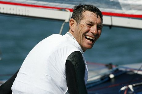 Boardsailing great Bruce Kendall questions the politics and rationale that has seen boardsailing supplanted by kiteboarding.