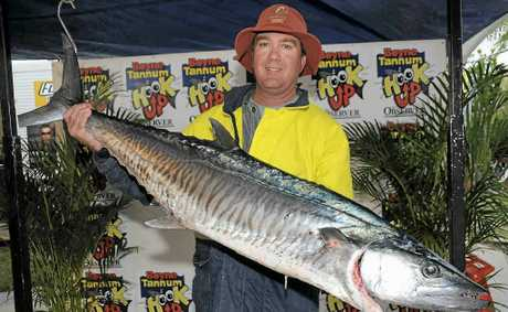 Jon Heyden says the Spanish mackerel is the best fish to chase on HookUp weekend.