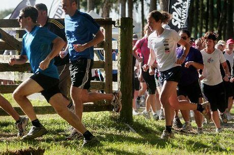 HARD BUT FUN: The second Inov-8 Hawke's Bay Trail Run Series starts next Sunday.PHOTO/FILE