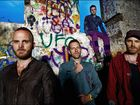 UNDENIABLY the world's biggest band, Coldplay, is heading to Suncorp Stadium in Brisbane on November 21 for the Mylo Xyloto tour.