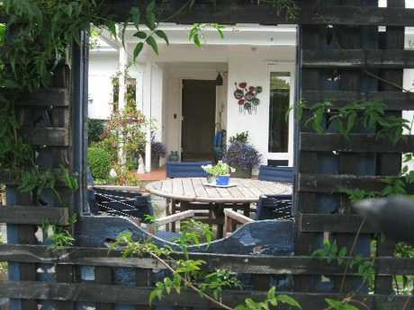 Courtyard walls and garden fences are great for giving you shelter and privacy but can also obstruct your garden. 