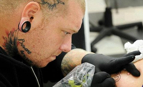 New tattoo removal treatments fraser coast chronicle for New tattoo removal technology