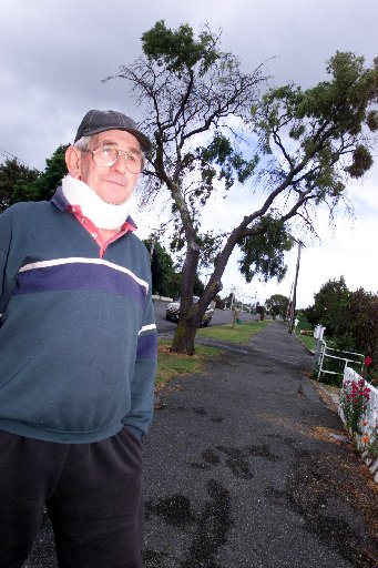 PASSIONATE: Trevor Sturgess loved football, music and dancing, and was busy in the community. PHOTO/FILE