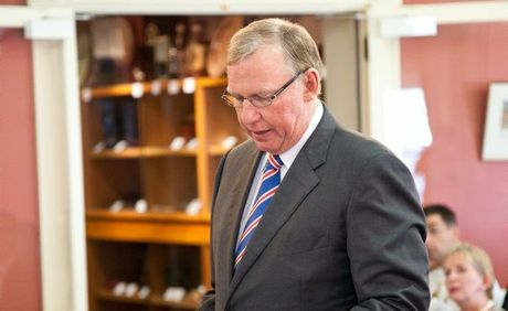 "LNP govt left legacy of ""failure, dishonesty and debt"" said Jeff Seeney."