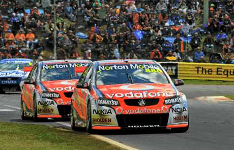 Tired of losing out to other cities, Mackay Tourism is looking at way of bringing major national events, such as V8 Supercar Championship Series races, to our region.