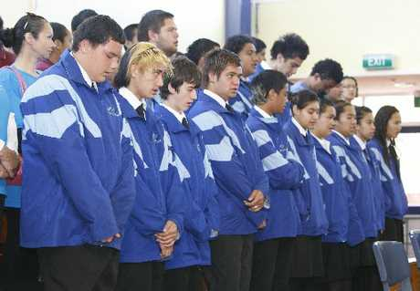 Senior students were welcomed back to Moerewa School last month despite Education Ministry orders to close the senior unit.
