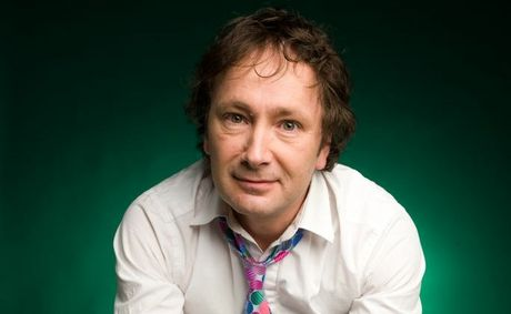 British comedian Jeff Green will bring the laughs to Cabarita this weekend.