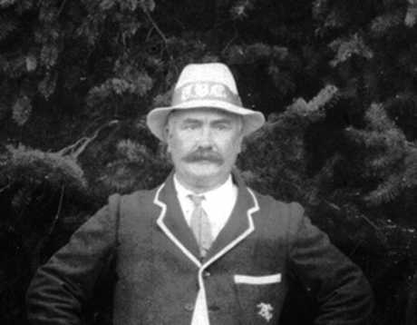 Henry Augustus Sharp was a member of the Tauranga Club from the time of his arrival in Tauranga in 1896 till his death in 1960.