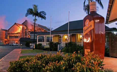Bundaberg Rum Distillery
