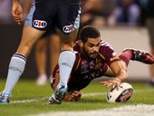 THERE'S been too much whingeing and excuse making from south of the border following the Blues defeat to the Maroons in State of Origin I.