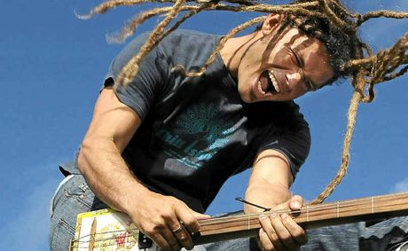 BLUES 'N' ROOTS: Ash Grunwald will perform at the Backroom tomorrow.