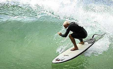 SURF'S UP: Bob McTavish will talk about how he decided to follow his surfing dreams at Bangalow Historical Society Tearooms next Tuesday.