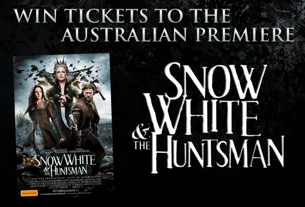 Snow White & The Huntsman competition
