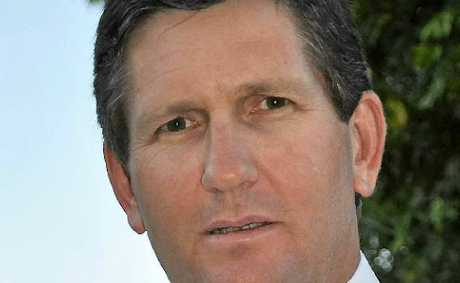 New Health Minister and Southern Downs member Lawrence Springborg.