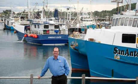 Coffs Harbour Fishermen's Co-op general manager Michael Beasley says the fishing industry has welcomed news of government licence buy-outs to keep seafood sustainable and profitable.
