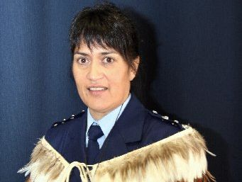 LEADING LADY: The first female to be appointed a police area commander in Napier and Hastings, Inspector Tania Kura.   PHOTO/FILE