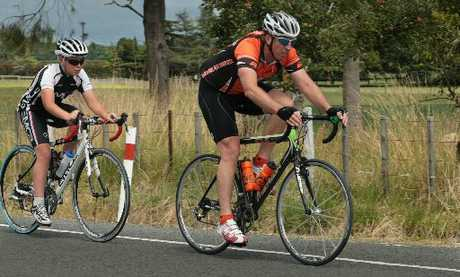 Former Havelock North man David Joyce (pictured) and his wife Sirpa Lajunen were hit by a car while cycling on Friday.