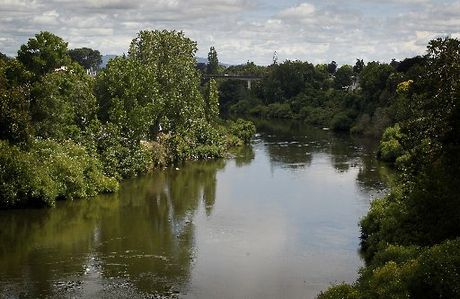 The body of an Australian tourist who went missing while swimming in the Waikato River last night has been found by police.