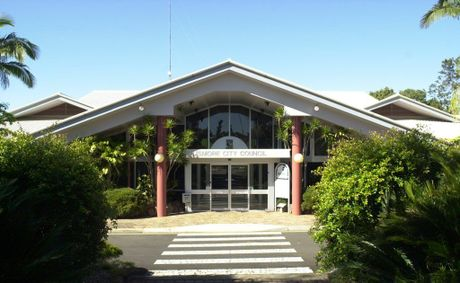 Lismore City Council Chambers.