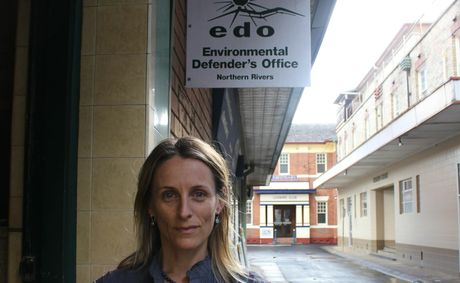 RIGHTS FIGHT: EDO senior solicitor Sue Higginson.