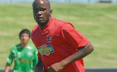 Arnold Mouako has been released by the Miners.