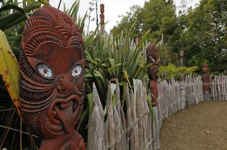 Te Parapara in Hamilton is said to be the first serious attempt to recreate a pre-European Maori garden