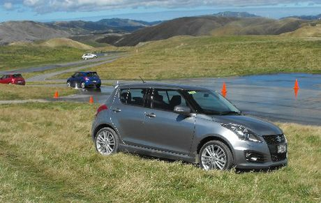 The Suzuki Swift went from two million to three million sales in only two years, and is one of New Zealand's top-selling cars.