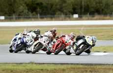 2012 Australian Superbike Championships round 5 at Queensland Raceway. Supersport 600cc Race. Photo: David Nielsen / The Queensland Times