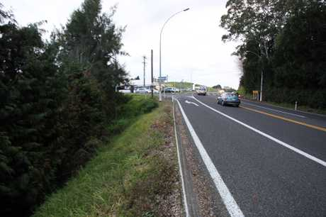 Trees will be felled along SH2 to make way for a passing lane.