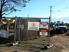Tweed Shire Council want to know how you want Wilson Park upgraded. The entrance to the park from Oyster Point Rd has already been cordoned off.