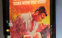 Paul Roobottom from Regal Cinemas, Graceville where they will be screening Gone With The Wind this Sunday.