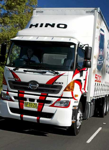 DO A DEAL: Hino's extensive range is now even better value.