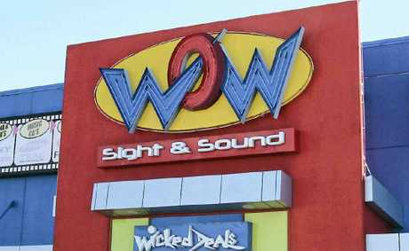 The WOW Centre has gone into receivership.