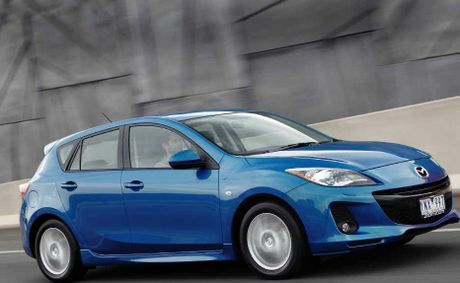The Mazda3 SkyActiv is on the cutting edge of improved overall vehicle efficiency technology.