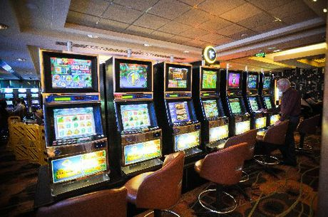 The Waikato and Bay of Plenty have 44 per cent of the trust's 154 pokie machines, but receive only 1.4 per cent of the grants