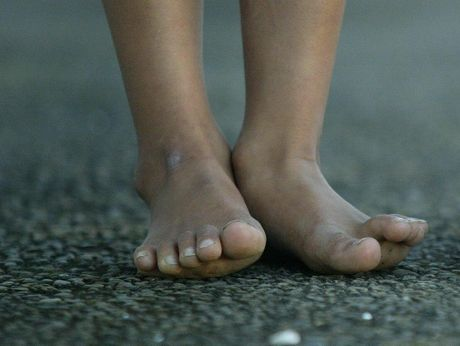 Child poverty is a problem in New Zealand.