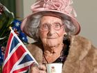 Oasis Retirement Resort celebrate the Queen&#39;s Jubilee. Mavis Platten dresses as the Queen Mother. 
