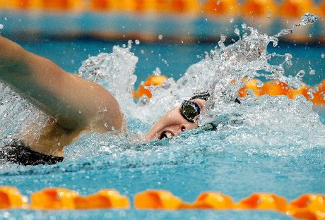 Lauren Boyle is New Zealand's best medal prospect in the pool.