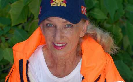 Tewantin Noosa SES Volunteer Gloria Bruzzone came to Noosa almost two decades ago and celebrated her new life by doing everything she could for others.