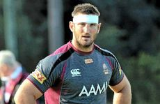 Dave Taylor is grateful to start his first State of Origin match tonight.
