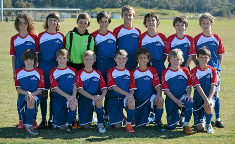 The Football Far North Coast Boys Under 12 squad participated in the state championships at Coffs Harbour over the long weekend.