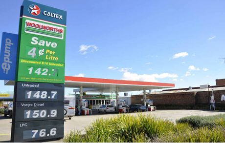 The RACQ says Toowoomba service stations need to reduce their prices further.