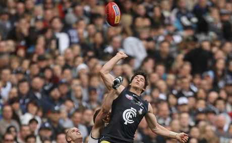 Nick Duigan has been an inspiration to all the young Blues over at Carlton.