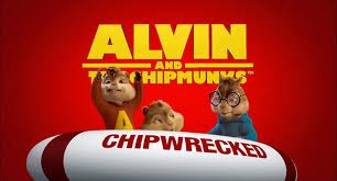 Alvin and the Chipmunks: Chipwrecked is ideal school holiday fodder for young viewers.