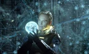 Prometheus almost lives up to expectations