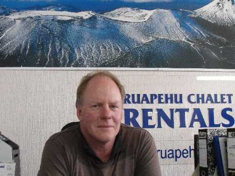 REPRIEVE: Ruapehu Chalet Rentals owner Hamish Sinclair was against the Ruapehu District Council Visitor Accommodation Policy where baches, B&Bs; and homestays were considered to be commercial. The council will sign off the abandonment of the policy on June 29.PHOTO/MERANIA KARAURIA