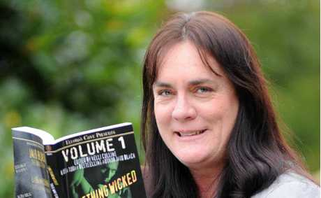 Author Mel Teshco has struck a chord with readers.