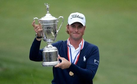 Webb Simpson of the United States is the winner of the 112th US Open after recording a one-stroke victory at The Olympic Club in San Francisco, California.