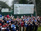 Webb Simpson of the United States is the winner of the 112th US Open at The Olympic Club in San Francisco, California, after recording a one-stroke victory. 